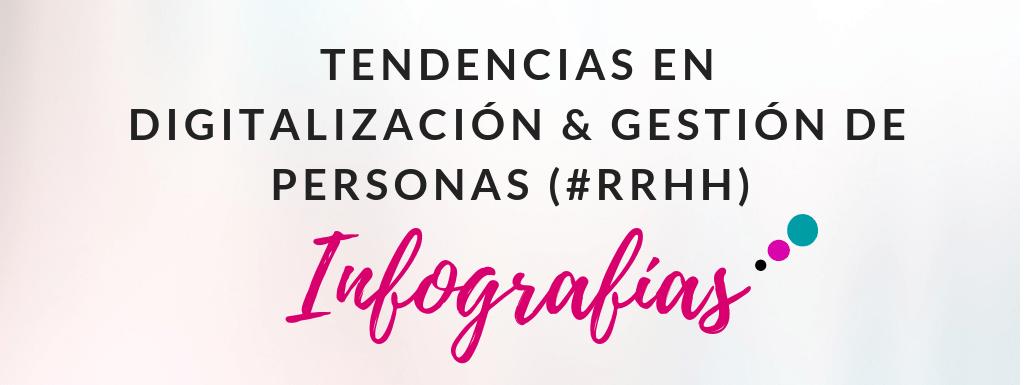 Tendencias en Digitalización & Gestión de Personas (#RRHH)