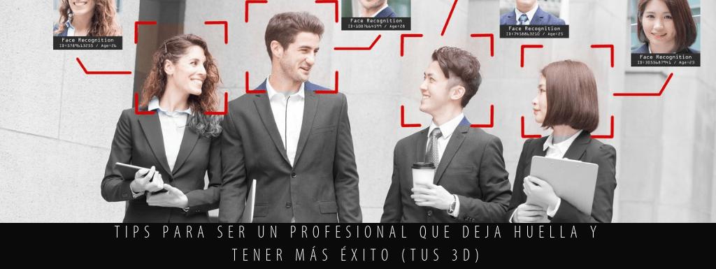 Masterclass | 14+10+6 Tips para ser un profesional que deja HUELLA y tener más éxito (Tus 3D) #RRHH #MarcaPersonal